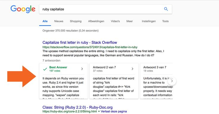 Google is making it easier for developers to find the best answers to questions submitted on Stack Overflow: the company has started displaying previews for answers directly in Search. This means that you can easily scan through the most popular answers to Stack Overflow submissions without having to load the page. The current layout shows …