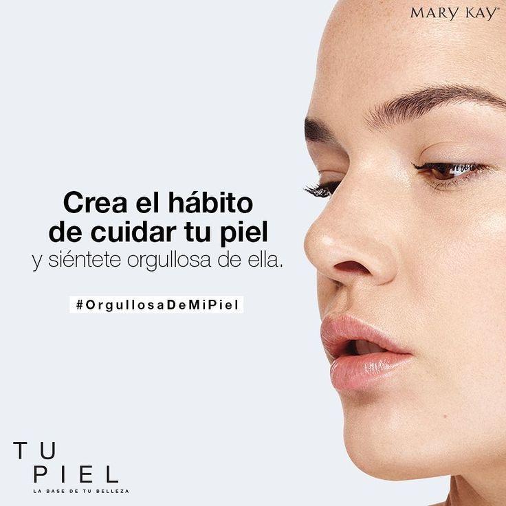 Empieza Hoy A Cuidar Tu Piel Y Compartenos Una Foto Donde Nos Muestres Como Lo Mary Kay Mexico Depilacion Estetica De Belleza