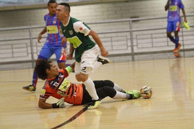 Real Antioquia venció 7-2 a Gremio Samario. #FútbolRevolucionado #ElFutsalEsnuestro