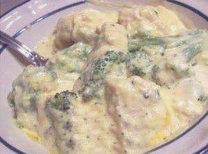 Рецепт №1: Запеканка из курицы с брокколи