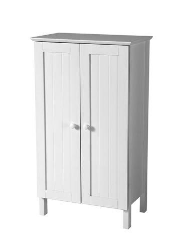 Showerdrape Dakota - Free Standing Shaker Style Bathroom Cabinet