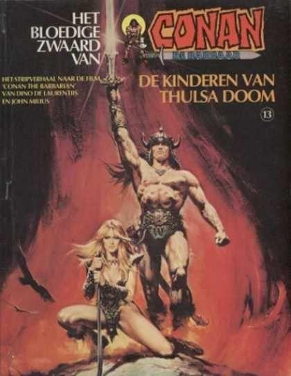 Conan de Barbaar 13