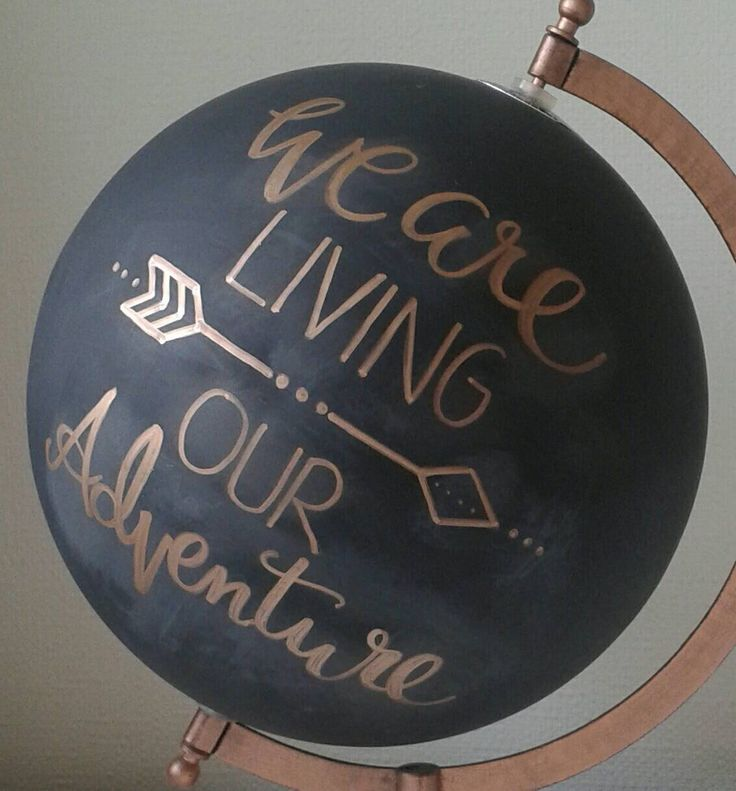 Globe Life Insurance Quote: 1000+ Ideas About Painted Globe On Pinterest
