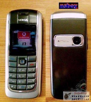 Használt Nokia 6020 különösen szép állapotban.