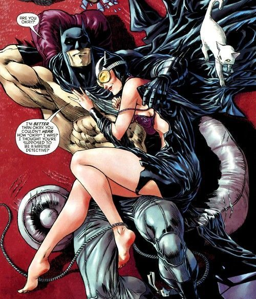 Can DC Comics Stop Batman And Catwoman Getting Married Again?