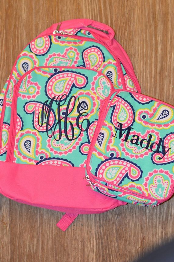 Hey, I found this really awesome Etsy listing at https://www.etsy.com/listing/240975124/girls-personalized-backpack-girls