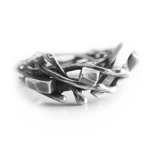 Ring. Sterling silver/  Кольцо. Серебро 925.   #shulejewelry #accessories #rings #wild #wilderness