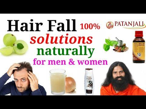 Get solutions for Hair fall  Hair loss  hair problems naturally ~ hair fall home remedies