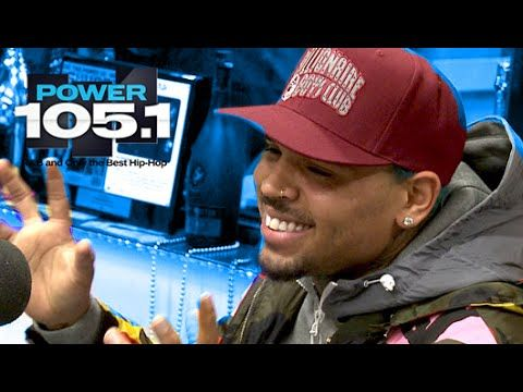Chris Brown Interview at The Breakfast Club Power 105.1 (02/23/2015) Trap Music http://www.slaughdaradio.com