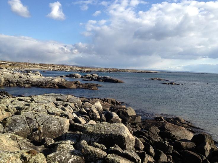Undisturbed beauty. Inverin, Co.Galway.