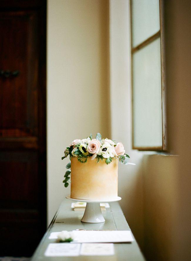 Romantic Italian Wedding Inspiration Shoot from Cinzia Bruschini