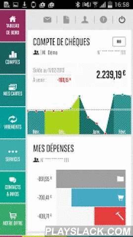 Mes Comptes BNP Paribas  Android App - playslack.com ,  L'application BNP PARIBAS « Mes comptes », c'est toute ma Banque dans mon mobile et maintenant sur ma montre connectée ! Que vous soyez particulier, professionnel, entrepreneur ou client de la Banque Privée, vous accédez à un espace personnalisé et adapté à vos besoins. Les indispensables pour gérer vos comptes : • Consulter votre relevé d'opérations sur les 3 derniers mois, ainsi que vos opérations à venir (astuce : tourner votre…