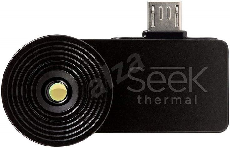 Seek Thermal Compact pro Android - Termokamera