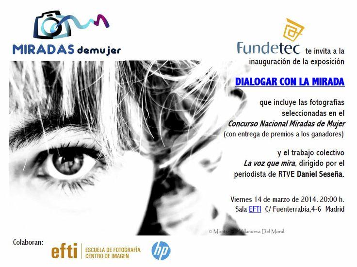 Invitación Exposicion Galeria Cero EFTI, 2014