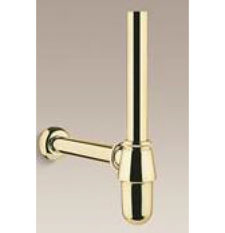 Kohler Lavatory Bottle With 300Mm Horizontal Pipe In French Gold