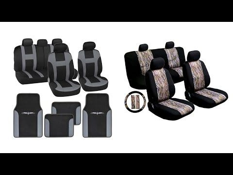 Top 5 Best Cheap Car Seat Covers Reviews 2016 Cheap Seat Covers for Cars
