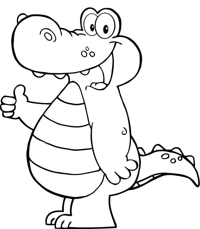 Collection Of Crocodile Coloring Pages In 2020 Turtle Coloring