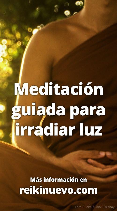 Conecta con el amor y la paz que llevas dentro parar irradiarlos en forma de luz al Universo. Más información: http://www.reikinuevo.com/meditacion-guiada-irradiar-luz/