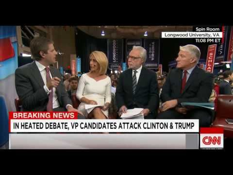 Eric Trump Goes on CNN After VP Debate and OWNS the Panel When They Go on Attack Against His Father