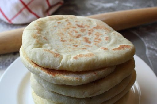 Food Wishes Video Recipes: Pita Bread – What's in Your Pocket?