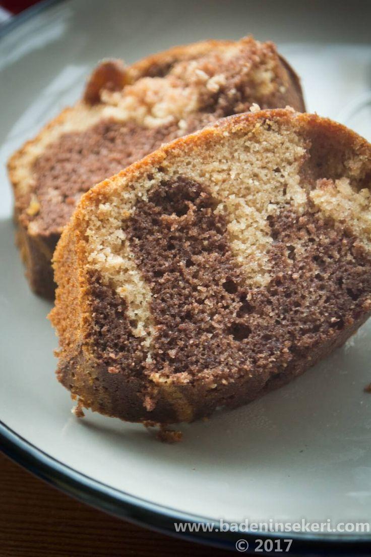 Tahılsız & Rafine Şekersiz Mozaik Kek