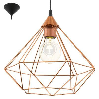 Eglo - TARBES - lampa wisząca (94194) - Eglo