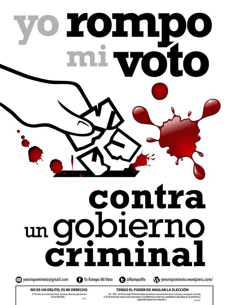 Nueva propuesta rumbo a las #elecciones2015 de @Rompomx
