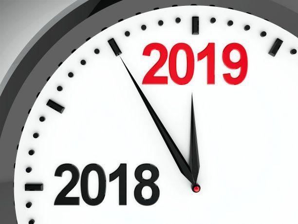 New Year 2019 Countdown Clock Hd Happy New Year Photo New Years Countdown Happy New Year Gif