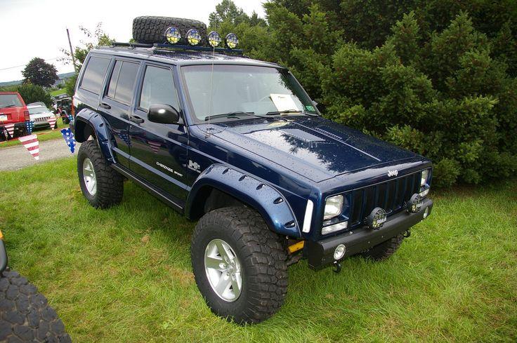 Jeep Cherokee - XJ