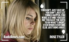 Doctor Who quotes to live your life by - from The Doctor to Rose Tyler to Amy Pond - Page 3