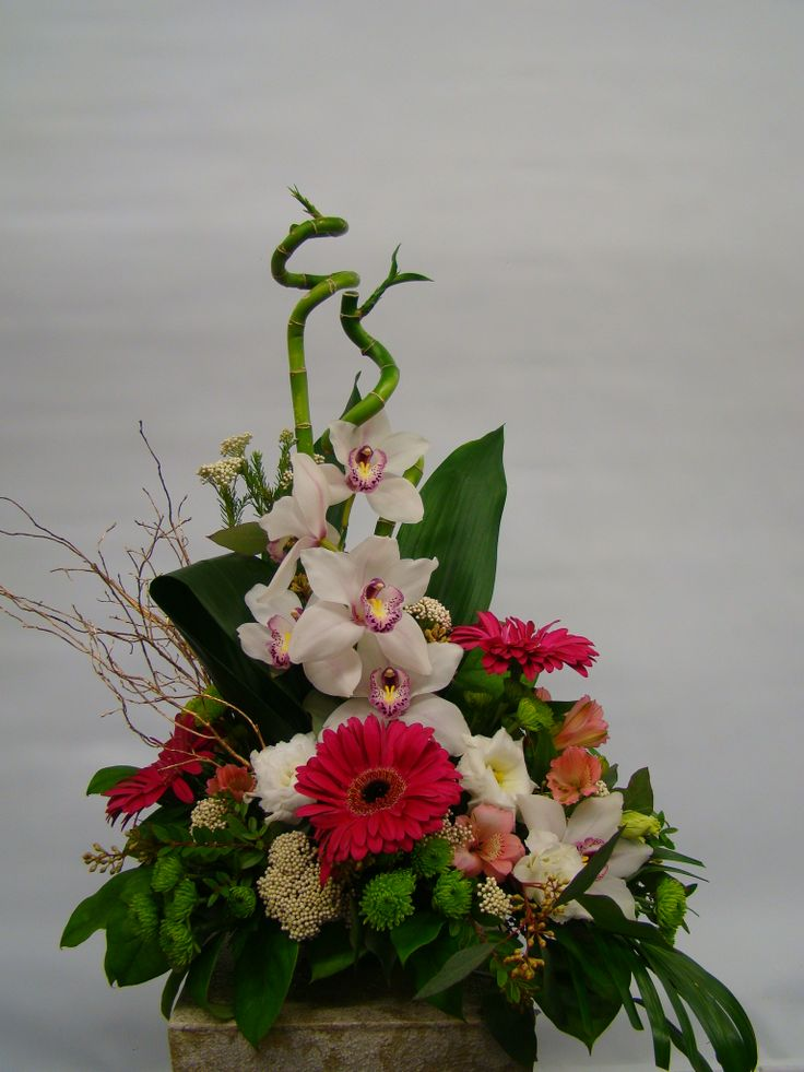 Ikebana flower arrangement pictures japanese