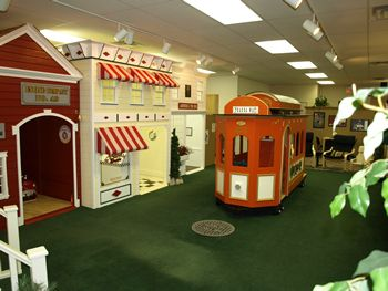 Lilliput Play Home Town Center- future party area?