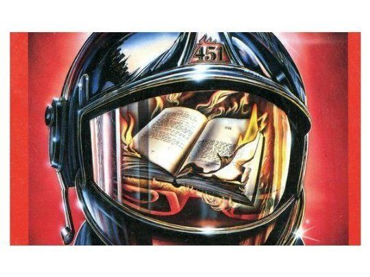 the impact of books to guy montag in fahrenheit 451 a novel by ray bradbury The other went to ray bradbury the book's story centers on guy montag most americans did not have televisions when bradbury wrote fahrenheit 451.