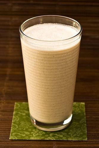 Chocolate Peanut Butter Banana Homemade Mass Gainer Shake Recipe
