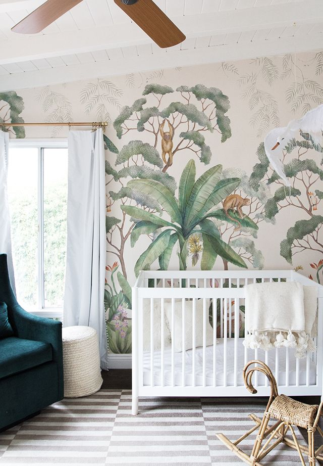 Perfekt Wallpaper for a kids rooms, or any room.