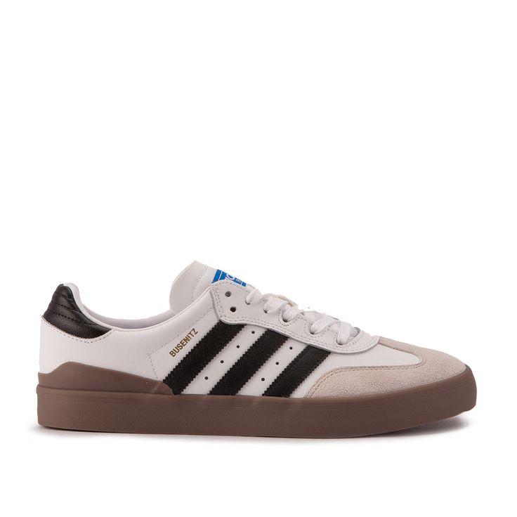 adidas Busenitz Vulc Samba (Weiß / Schwarz) #lpu #sneaker #sneakers