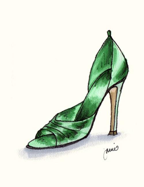 High Fashion Sandals