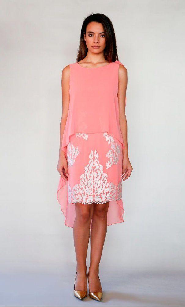 Mejores 21 imágenes de Vestido invitadas en Pinterest   Vestidos ...