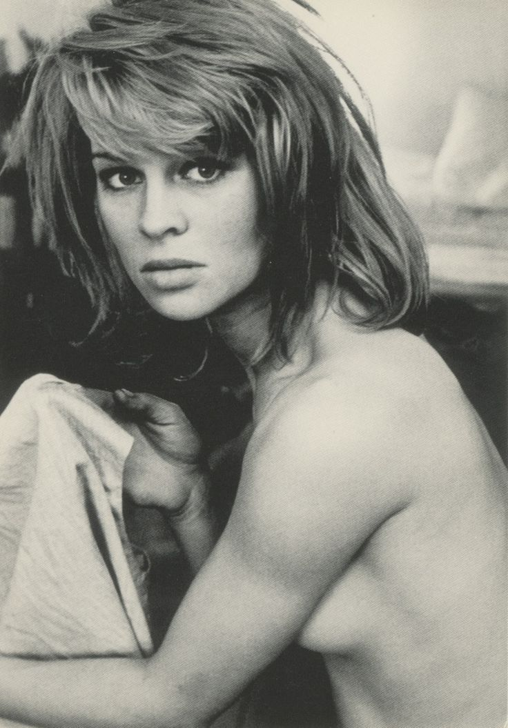 Julie Christie, May 1962. Photograph by Terence Donovan