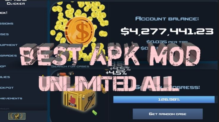 Since long the case clicker mod apk is associated with the counter strike global offensive installment, it will continue to remain in trend along with the game.