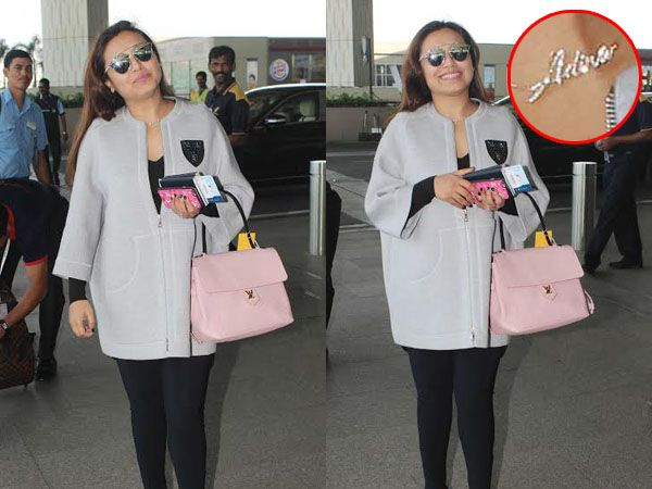 Rani Mukerji showcases her love for her daughter Adira with a pendant