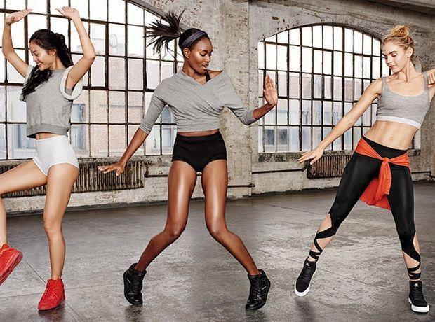 5 χορευτικές ασκήσεις για τέλειους γλουτούς