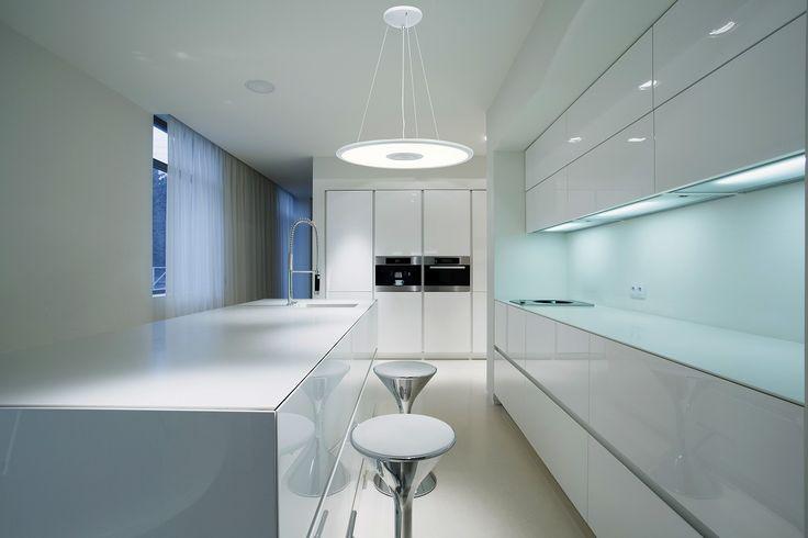 Plafones de led con altavoz incorporado. | Muebles y sillas de oficina.