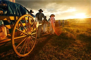 Getting Life: Knowing what to keep: lessons from a handcart tragedy   Deseret News
