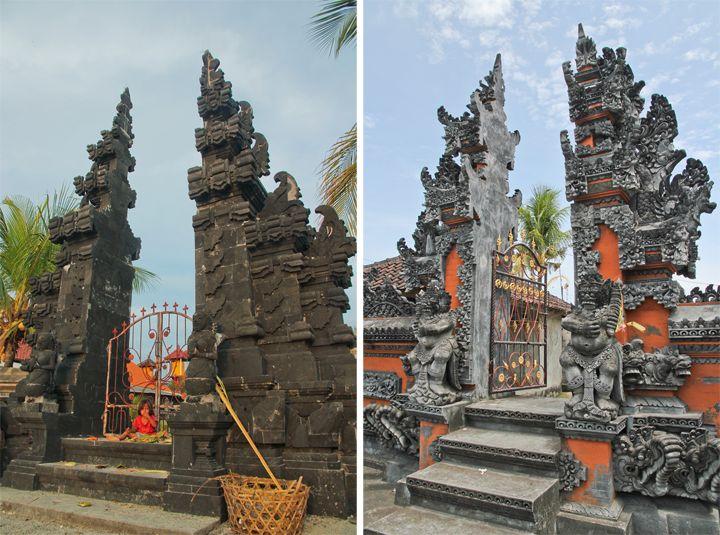 Nusa Lembongan Temples