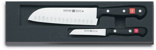 Wusthof Gourmet 2-Piece Asian Knife Set
