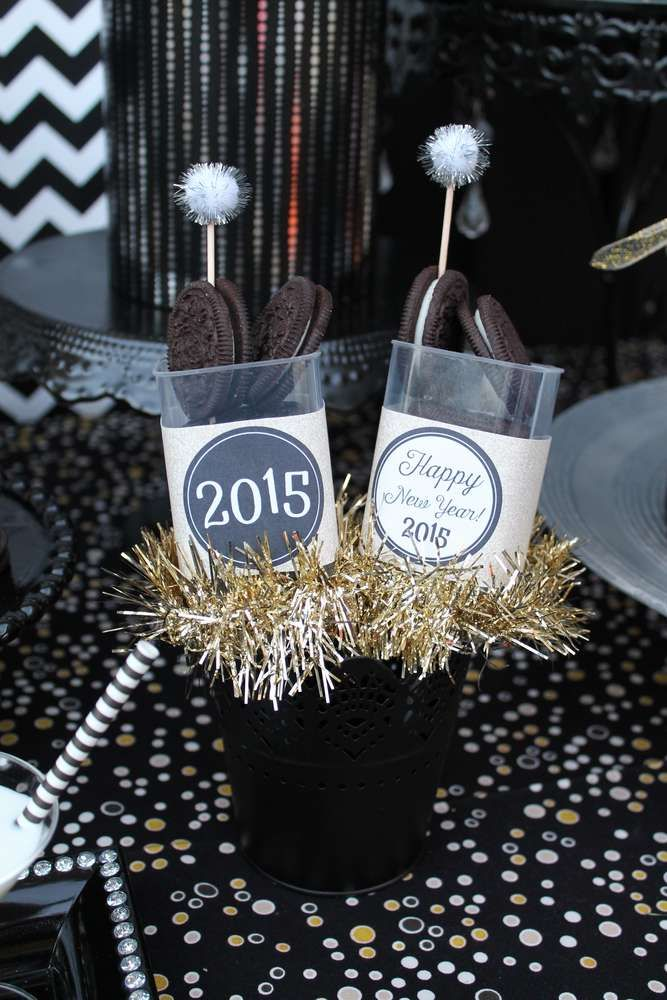 nye party new years party ideas new years eve pinterest festa and cores