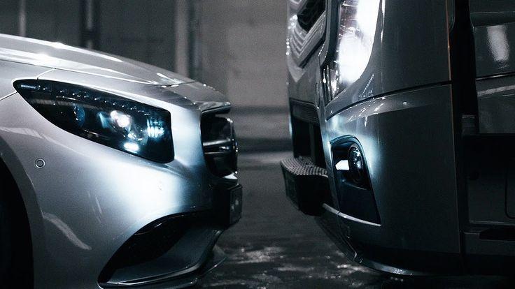 "Mercedes-Benz ""Dirty Driving"""