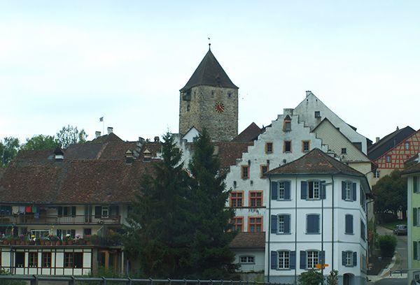 Vagacosmos, Suiza, campanario