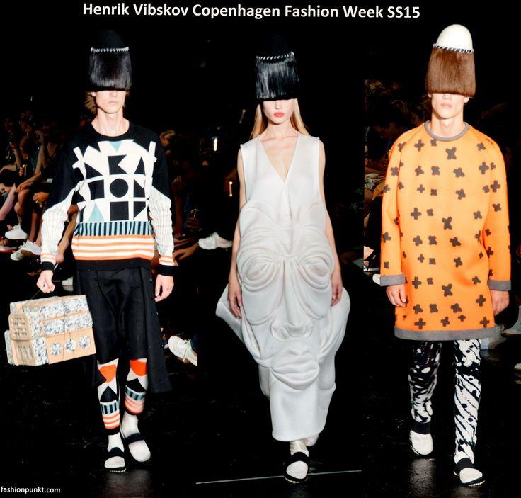 Copenhagen Fashion Week SS15 Henrik Vibskov
